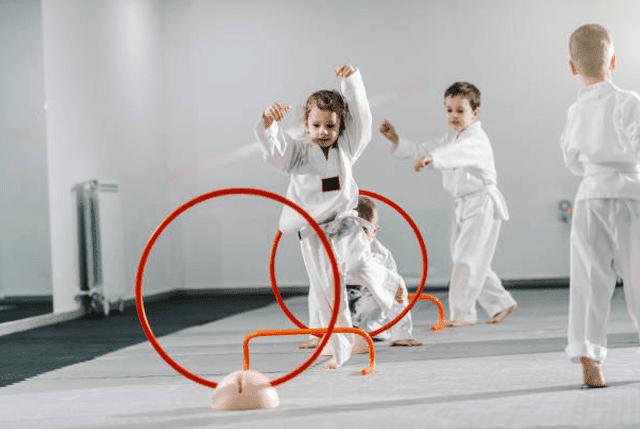 Kidsbirthday, Palm Beach Martial Arts
